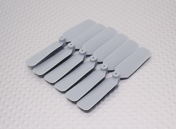 GWS EP Пропеллер (DD-2510 65x25mm) серый (6 шт / комплект)