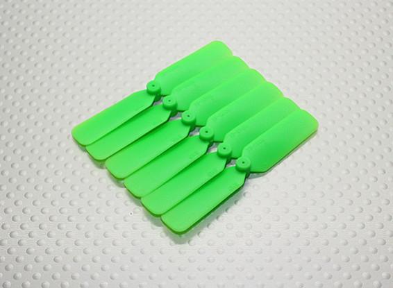 GWS EP Пропеллер (DD-2508 65x20mm) зеленый (6 шт / комплект)