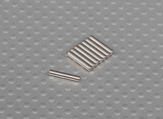 Pin (10x2mm) 1/10 Turnigy Stadium King 2WD Truggy (8шт / мешок)