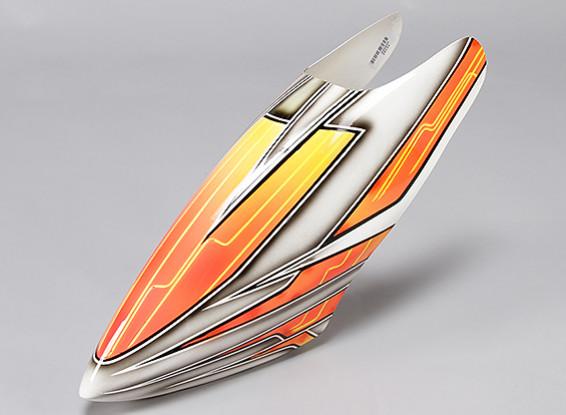 Turnigy High-End Стекловолокно Canopy для Trex / HK 550E