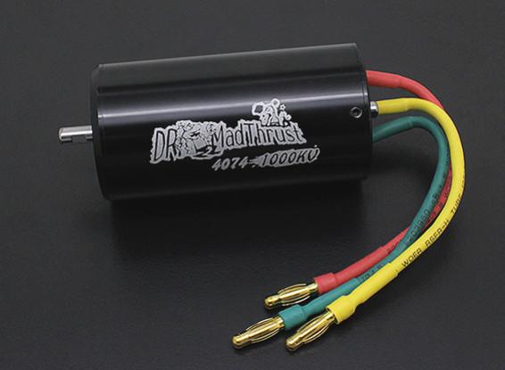 Д-р Mad Thrust 1000kv 4600watt 90mm EDF Inrunner 8-10s версия (40мм)