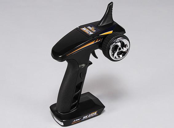 HobbyKing® ™ HK-GT2B 3CH 2.4GHz передатчик и приемник ж / Rechargable литий-ионный аккумулятор