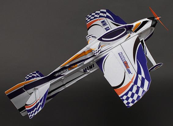 HobbyKing® ™ Mini Сатурн F3A 3D EPO Самолет 580мм (ПНФ)