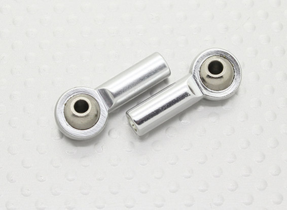 Металлические шаровые шарниры (левая резьба) M3 х 26mmx 3 мм - 2 шт