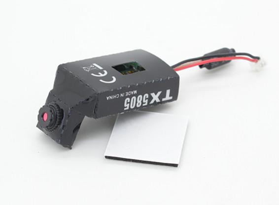 Передатчик видео ж / Встроенная камера (TX5805) - QR Ladybird V2 FPV Ультра Micro Quadcopter