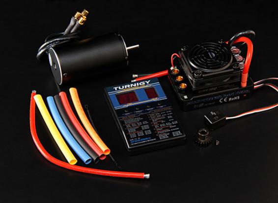 Turnigy 8-е - 5-е Шкала автомобиля Brushless Power System 2000KV / 150A