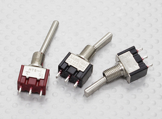 Переключатели - Turnigy 9XR передатчик (3шт)