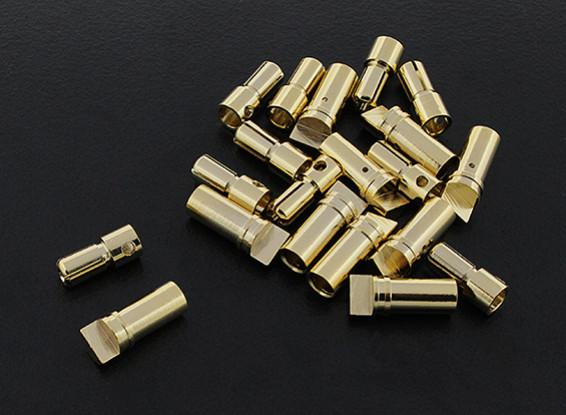 3,5 мм разъем Gold Compact (10pairs)
