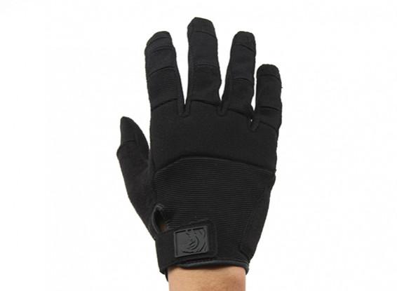 Свинья Полный Ловкость Tactical FDT Альфа перчатка (черный, L)