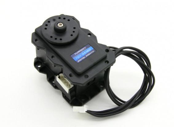 Turnigy TGY-S518D 300 ° Digital Metal Gear Servo Интеллектуальный робот 16.5kg / 0.19S