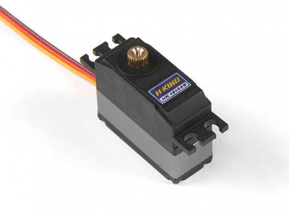 HobbyKing ™ HK15158B Цифровой Coreless Mini Servo BB 2 кг / 0.08sec / 32г