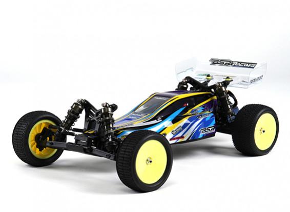 Башер BSR BZ-222 1/10 2WD багги гонки (ARR)