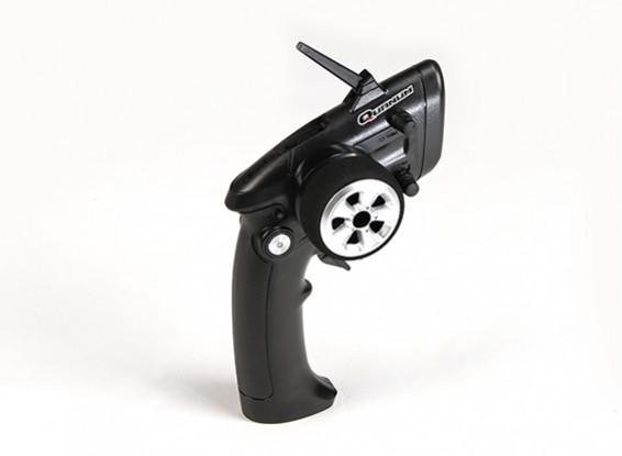 Quanum 2.4Ghz 3CH пистолетной рукояткой Система Tx & Rx