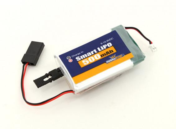 Hobbyking® 5v Smart Lipo 500mAh (1шт)