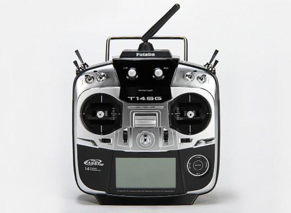 Futaba 14SG 14-канальный 2.4GHz Компьютер радиосистемы 2,4 ГГц FASSTest (Set) (режим 1)