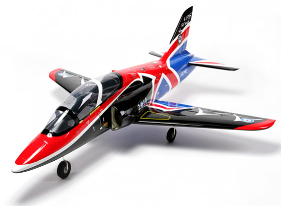 HobbyKing® ™ BAE Hawk 90mm EDF Composite 1140mm (ARF)
