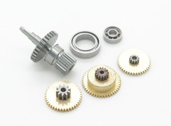 Замена редуктора Для RJX 450 Servo