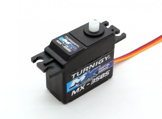 Turnigy ™ MX-300S Стандартный цифровой сервопривод 4.8kg / 0.14sec / 37g