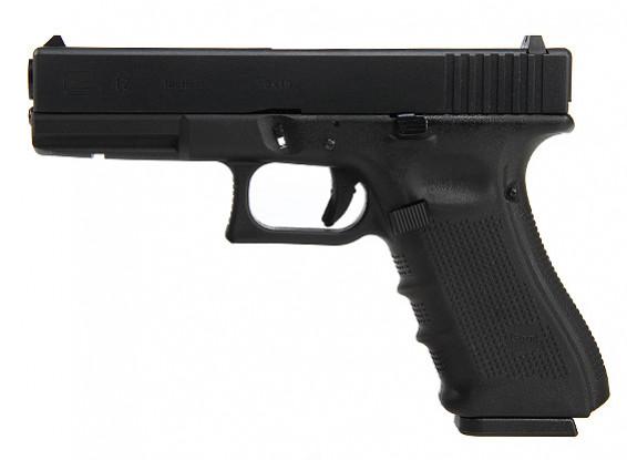 МЫ G17 Gen4 GBB пистолет (черный)