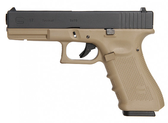 МЫ G17 Gen4 GBB пистолет (Tan)