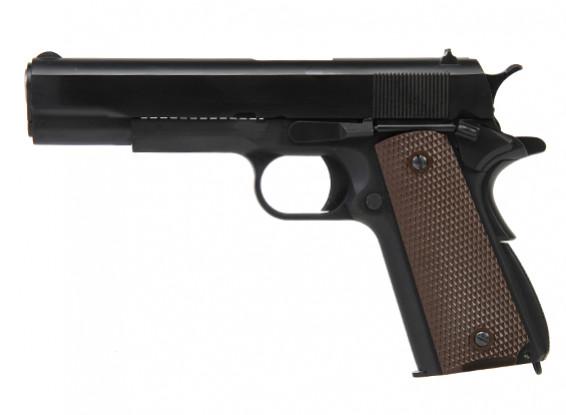 МЫ Оригинал M1911 GBB пистолет с 2 журнала (A-версия)