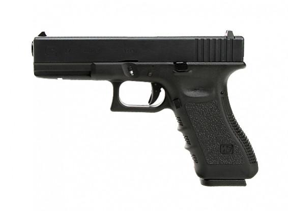 МЫ G17 GBB пистолет (черный)