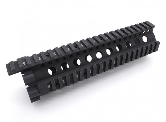 MadBull Daniel Defense 9-дюймовый 7,62 Lite Rail (черный)
