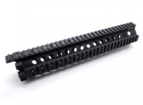 MadBull Daniel Defense 12-дюймовый 7,62 Lite Rail (черный)