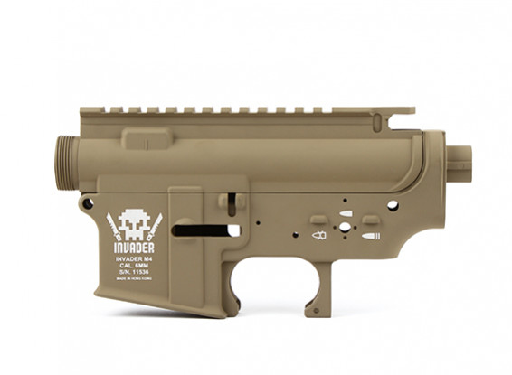 DYTAC Invader M4 AEG Metal Body (Dark Earth)