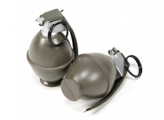 Dytac пустышки M26 Украшение Grenade (2шт / уп)
