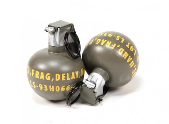 Dytac пустышки M67 Украшение Grenade (2шт / уп)