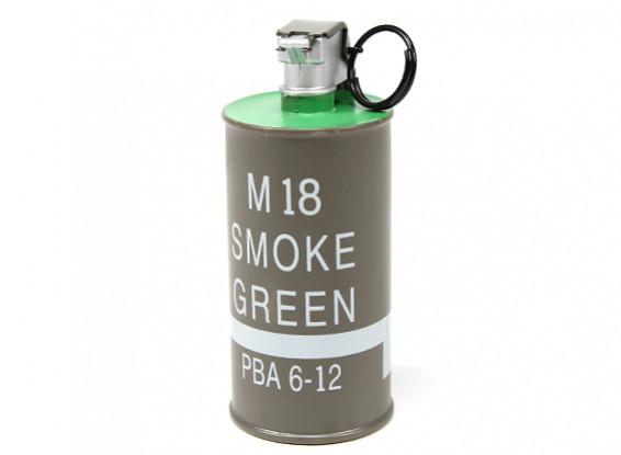 Dytac пустышки M18 Украшение Дым Grenade (зеленый)