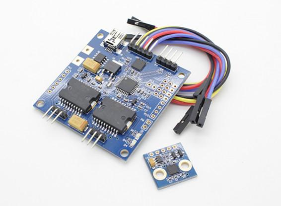 Quanum AlexMos Бесщеточный Gimbal контроллер 2-Axis Kit Basecam (SimpleBGC)
