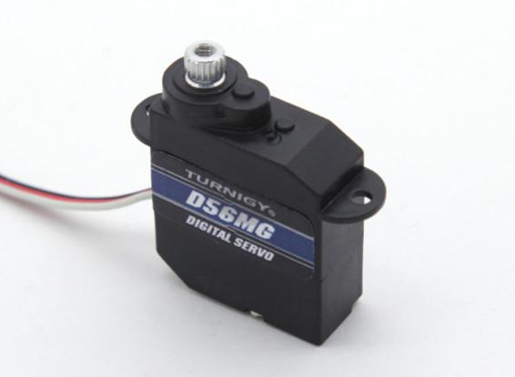 Turnigy ™ TGY-D56MG Coreless DS / MG HV Серводвигатели 1,2кг / 0.10sec / 5.6g