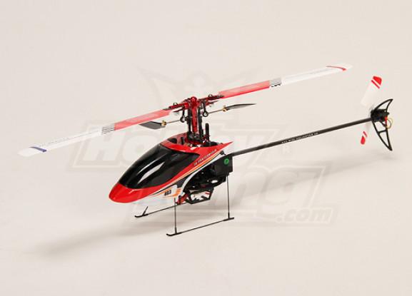 Walkera 4G3 3D Metal Издание ж / Двойной Бесщеточные системы и 2602 TX в формате RTF