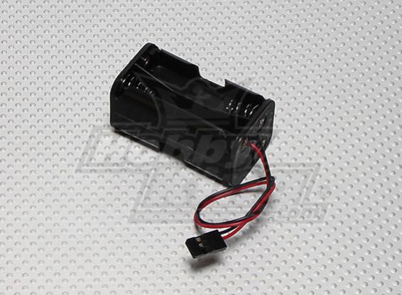 4 х держатель батареи AA (Rx Pack)