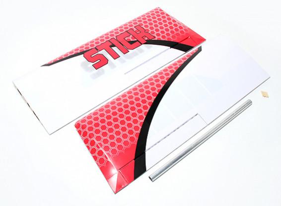 Гигантские Стик Спорт 90 - Крыло Set