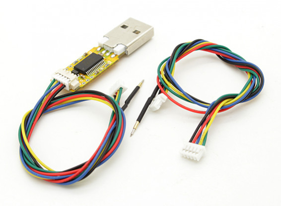 USB FTDI флэш-стик для Micro и Mini MWC контроллер Flight с кабелями (Multi Wii)
