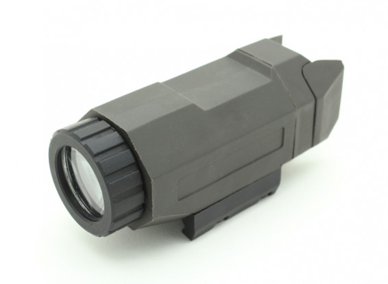 Ночь Evolution APL Auto Tactical Light LED 200Lumens (Wolf-серый)