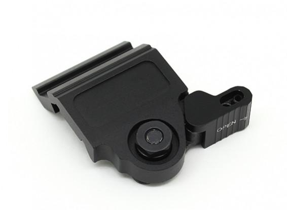 Элемент EX290 Quick Release LT752 Tactical Offset крепление для Scout M300 M600 (черный)