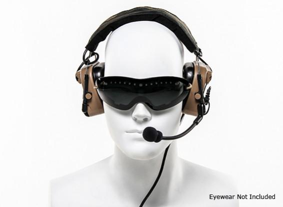 Z-Tactical Z038 ComTac IV IN-EAR-гарнитуре (Tan)