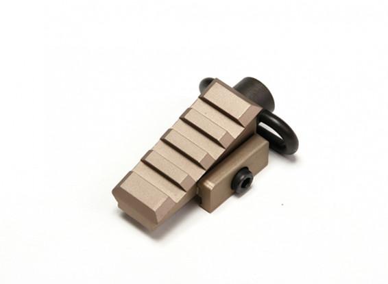 Элемент EX261 Пирамида Изогнутый адаптер для шины (Tan)