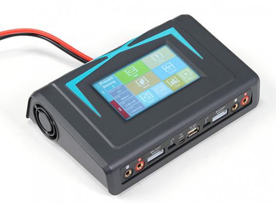 IMAX X400 Твин с сенсорным экраном Зарядное устройство / разрядник 400W 1 ~ 6S