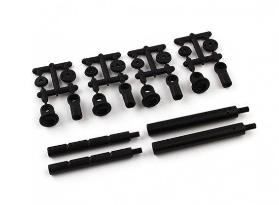 XRAY X12 1/12 Touring Car 2014 - Side Linkage Set - X12