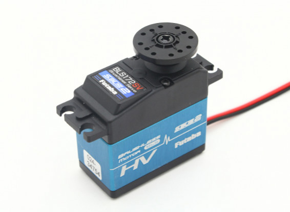 Futaba BLS172SV S.Bus 2 Ultra High Torque Brushless Servo 37kg / 0.11sec / 74g