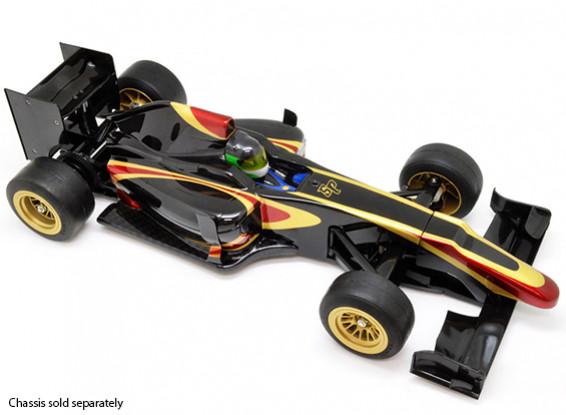 F-68 Формула 1 Тела Shell - Speed Passion SP-1 1/10 F1
