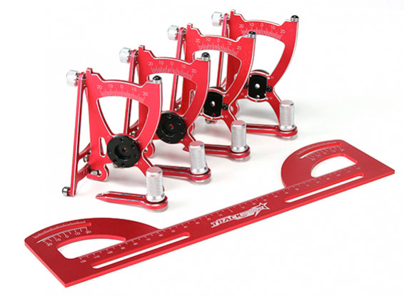 Trackstar 1 / 10th Scale Touring Настройка системы V2