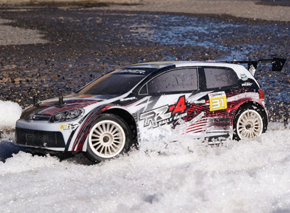 Башер RZ-4 1/10 Rally Racer (ARR)