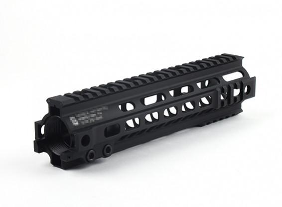 """Dytac G Style SMR MK4 9.5 дюймов Рейка для Systema PTW профиль (1 1/4 """"/ 18, черный)"""