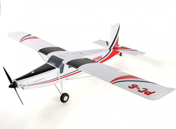 Pilatus PC-6 Turbo Porter EPO тренер 1700мм (ПНФ)